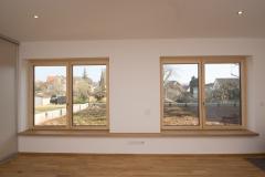 Fensterbank_Eiche_einbau_nach_Maß_Schreiner_Aschaffenburg_Schweinheim_Sitznische
