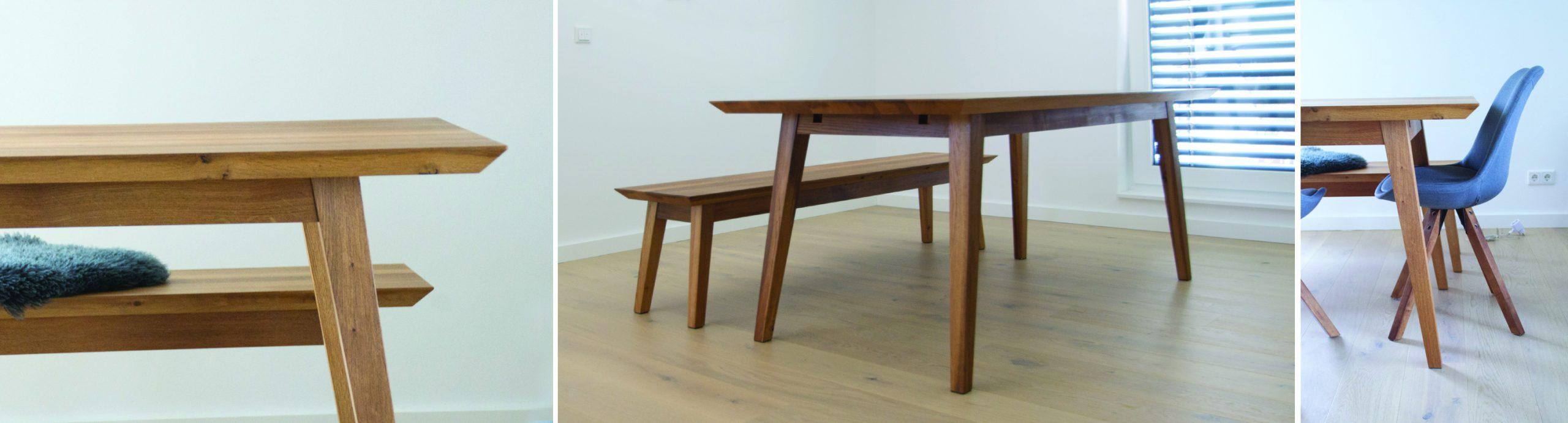 Tisch vom Schreiner